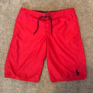 Polo by Ralph Lauren Swim Trunks Size XL (18-20)